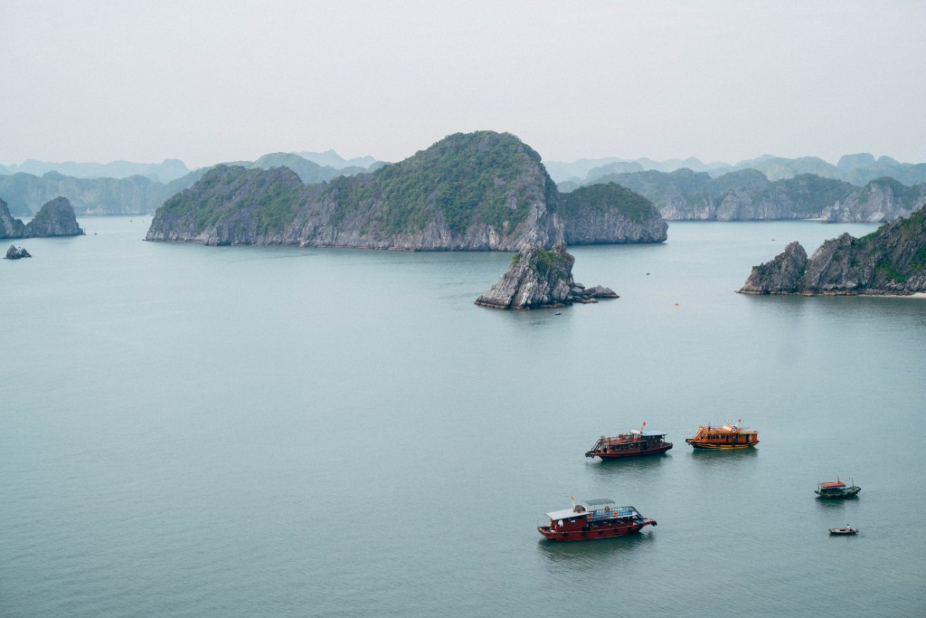Aussicht von Monkey Island