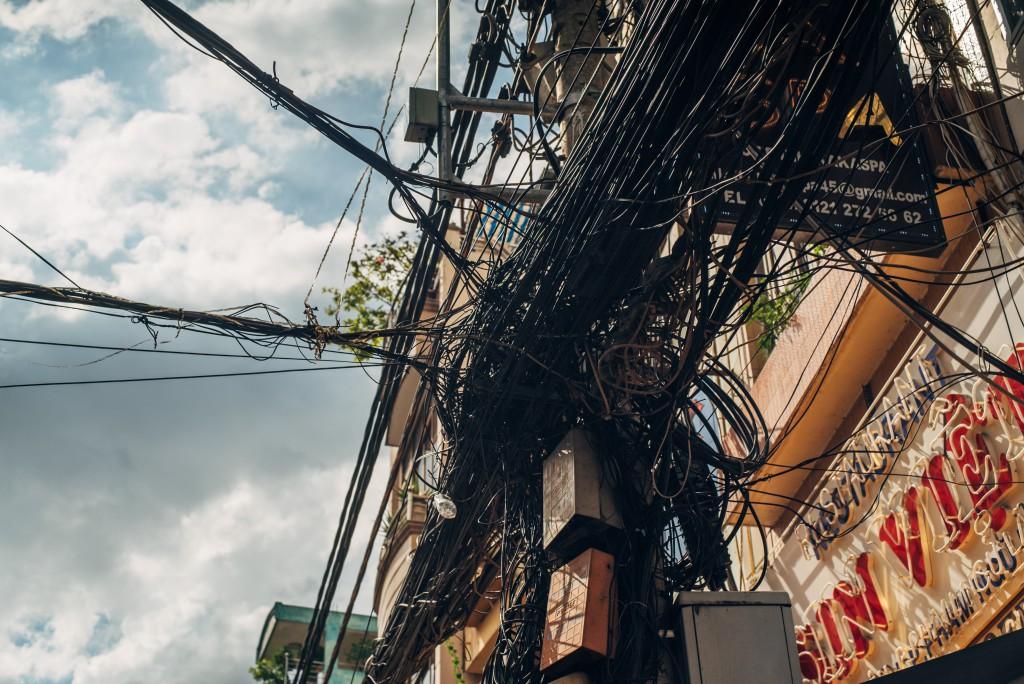 Beispielhafte vietnamesische Ingenieurskunst!